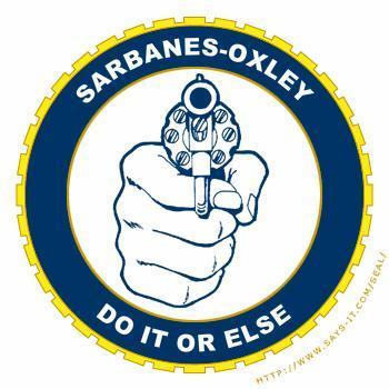 Undang-Undang Sarbanes-Oxley tahun 2002.