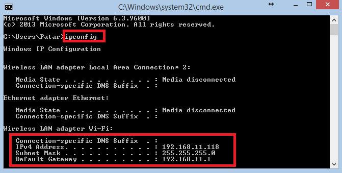 IP Address Pada Jaringan LAN