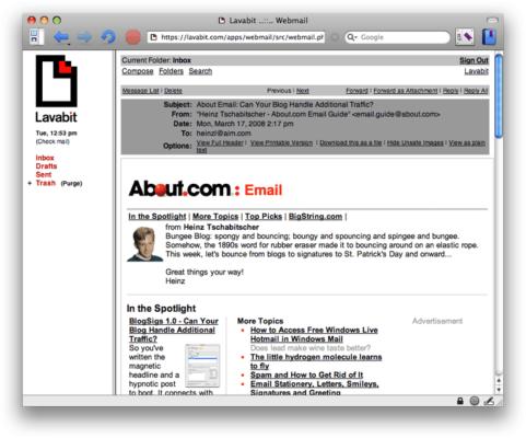 Kebocoran Email Perusahaan