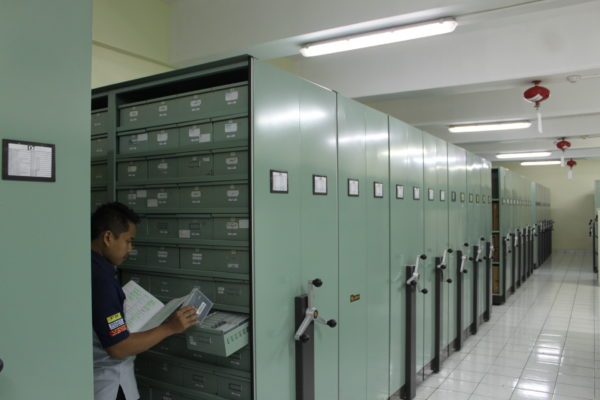Manajemen Penyimpanan Data