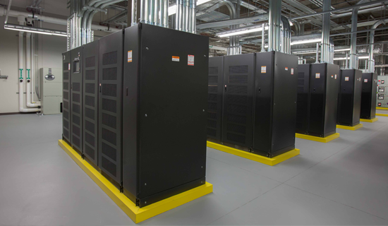 QTS Metro Data Center – Atlanta